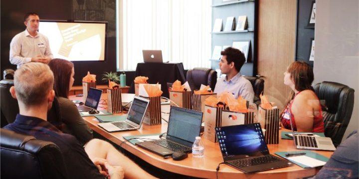 Plánujete open space kancelárie? 5 inšpirácii, ktoré vás nasmerujú